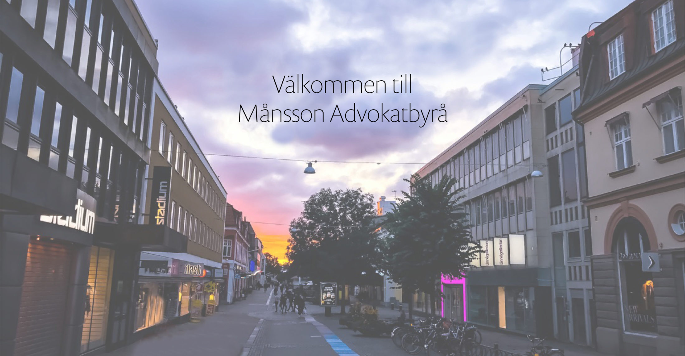 Månsson Advokatbyrå Växjö